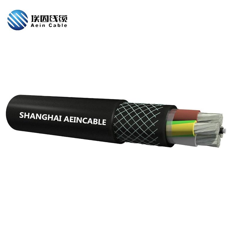 F12YHC11Y拖链屏蔽控制电缆