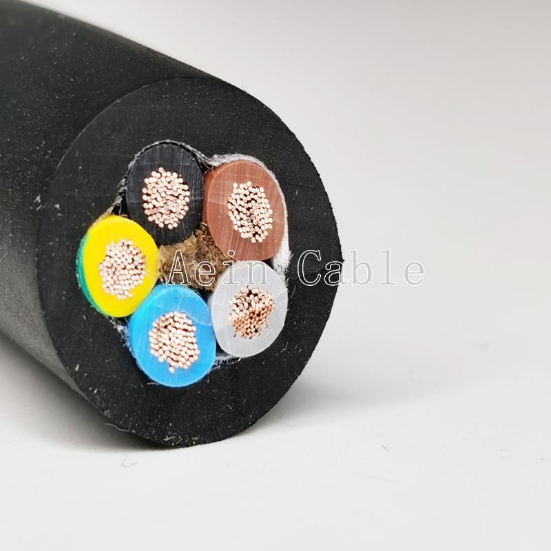 复合型卷筒电缆